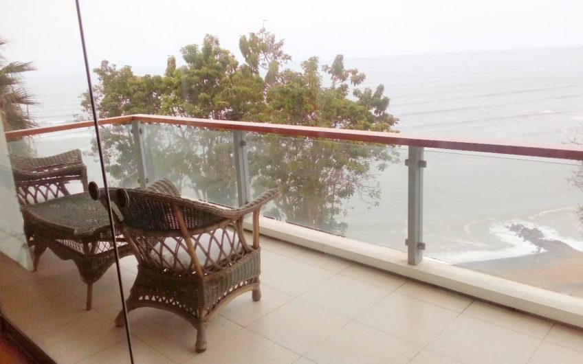 Departamento amoblado excelente vista al mar en Miraflores