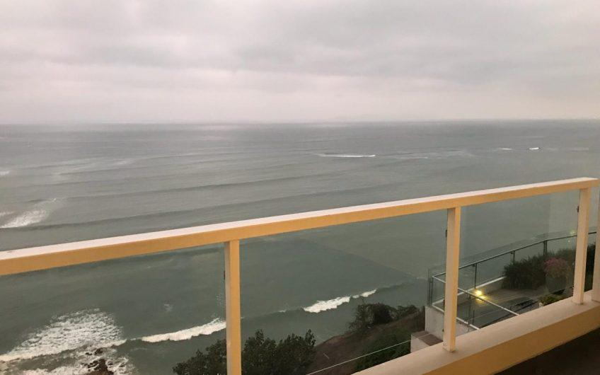 Departamento en Barranco con vista al mar
