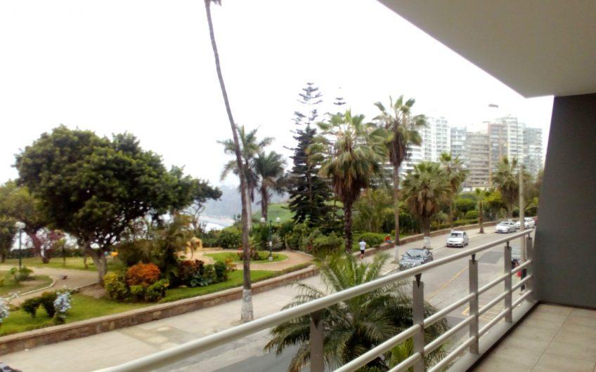Departamento Sin Muebles en Malecón de Barranco