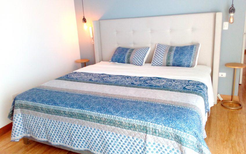 Lindo departamento de 2 dorm en zona residencial cerca a La Aurora