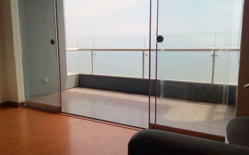 Vendo Departamento con estupenda vista al mar 3 dorm
