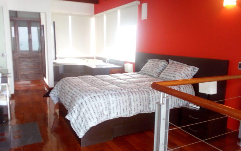 Vendo departamento duplex 3 dorm en malecon excelente vista al mar
